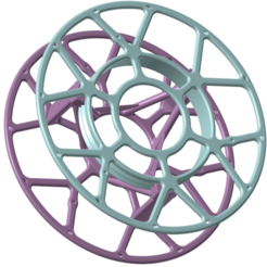 Filo-3D_Projet_A.png Télécharger fichier STL gratuit Support pour Bobine Filo3D • Modèle à imprimer en 3D, Ed_