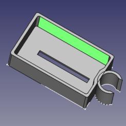 Télécharger fichier STL gratuit Porte Savon/Gel douche • Modèle pour impression 3D, erefer