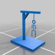 129806b4415555da9c1a24d1c699140b.png Download free STL file Hangman Game • 3D printable design, M3Dr