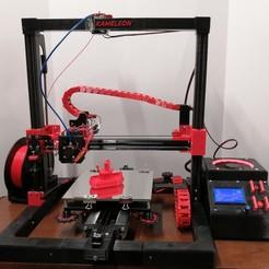 Télécharger fichier 3D gratuit  Imprimez votre imprimante 3D, rockprint3d