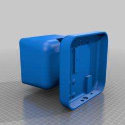 Base.png Download free STL file Candy dispenser • 3D print model, rockprint3d