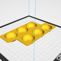 Download free 3D printing files Egg Holder Fridge, tngaming85
