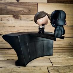 IMG_20200309_110421-2.jpg Télécharger fichier STL Diorama pour mini-figurines • Plan pour imprimante 3D, The3Dprinting