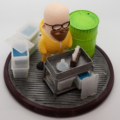 Descargar archivo STL Diorama para Mini Dude • Modelo para la impresión en 3D, The3Dprinting