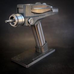 20200904154151_IMG_0065.jpg Download STL file Laser Gun • 3D printable template, The3Dprinting