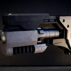 20200829165928_IMG_0032_1.jpg Download STL file Grapnel Gun • 3D printable model, The3Dprinting