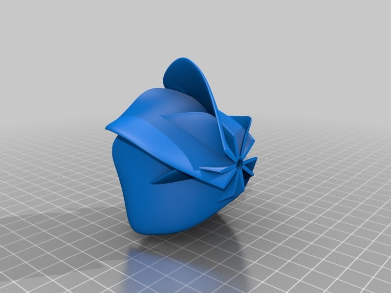0a8286da7fec96c5661693230808bf37.png Download free STL file Abstract flower • 3D printing design, Nosekdesign