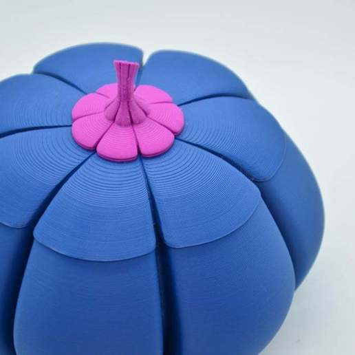 Download free 3D printing designs Pumpkin container, Nosekdesign