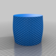 Download free 3D printer files POLYKNIT, Nosekdesign
