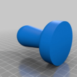 Download free 3D printing files 50 mm espresso Tamper, Nosekdesign