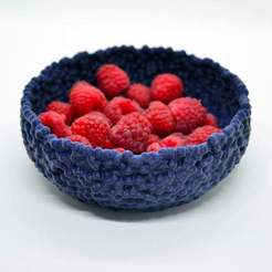 Download free 3D printer files Blueberry Bowl, Nosekdesign