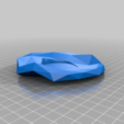 Download free 3D printing files Saucer (Crushed Espresso cup), Nosekdesign