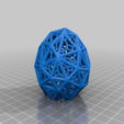 Download free 3D printing files Easter Eggs, Nosekdesign