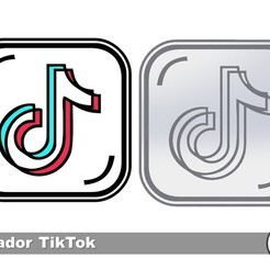 Télécharger fichier STL gratuit Coupe-biscuits TIKTOK / Coupe-biscuits TIKTOK • Plan pour imprimante 3D, icepro10