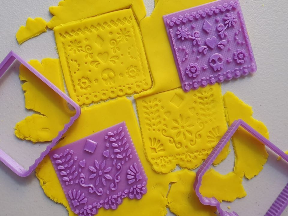 112024158_2741566089423861_6470379543947469752_o.jpg Télécharger fichier STL gratuit JEU DE 2 COUPE-PAPIERS / COUPE-BISCUITS MEXICAINS • Plan à imprimer en 3D, icepro10