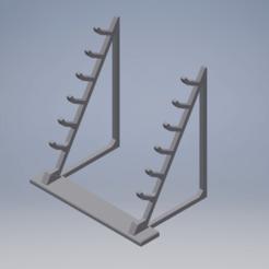 Télécharger fichier impression 3D gratuit Support de flûte, darealcipher
