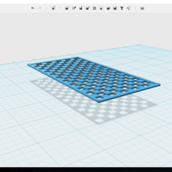 Download STL files plant mesh 5x510 cm, gassm1913