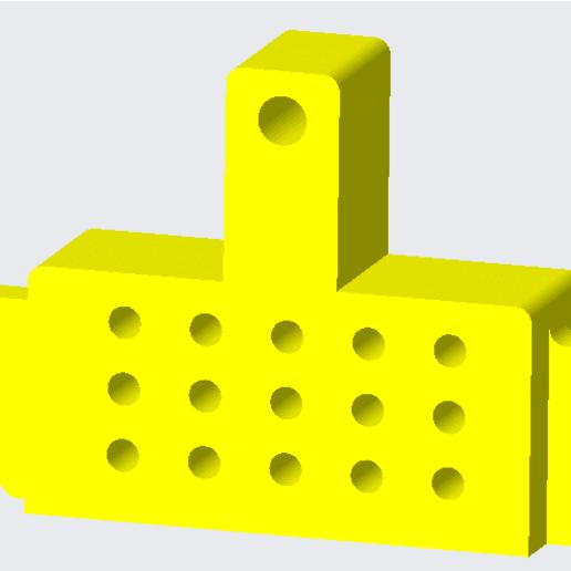 Télécharger fichier STL gratuit Cale de frein • Modèle imprimable en 3D, Neuron_sc