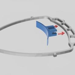 Descargar diseños 3D gratis covidente visera de confort, mgsky143