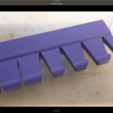 Download free STL file Toothbrush holder • Model to 3D print, benoitcourty