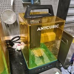 123196133_1606296359575095_6106383125826954378_n (1).jpg Download free STL file Anycubic Wash & Cure Photon glued on Handle • 3D printable design, jakub4