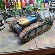 Download free STL file Solar Lord Alpha tank • 3D printer design, Solutionlesn
