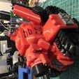 Download free 3D print files Full Armor Tank, cycstudio