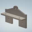 aaa.PNG Télécharger fichier STL gratuit Support de cadre mural • Design imprimable en 3D, wor000