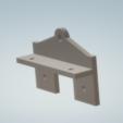 as.PNG Télécharger fichier STL gratuit Support de cadre mural • Design imprimable en 3D, wor000
