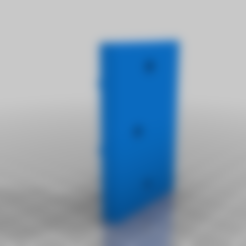 Télécharger fichier STL gratuit Soutien au bar de la garde-robe, maxine95