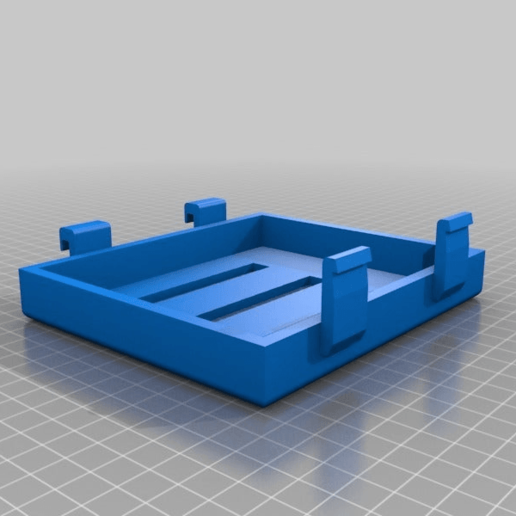 Download free STL file air filter cover • Design to 3D print, maxine95