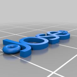 colgante_jose.png Download free STL file jose pendant • 3D printer template, maxine95