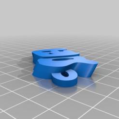 Télécharger objet 3D gratuit nombre sofia, maxine95