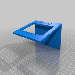 Download free 3D printing models earring display, maxine95