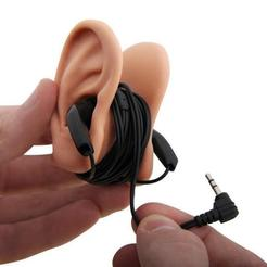 Télécharger fichier impression 3D gratuit Tyde à écouteurs, AngryMaker3D