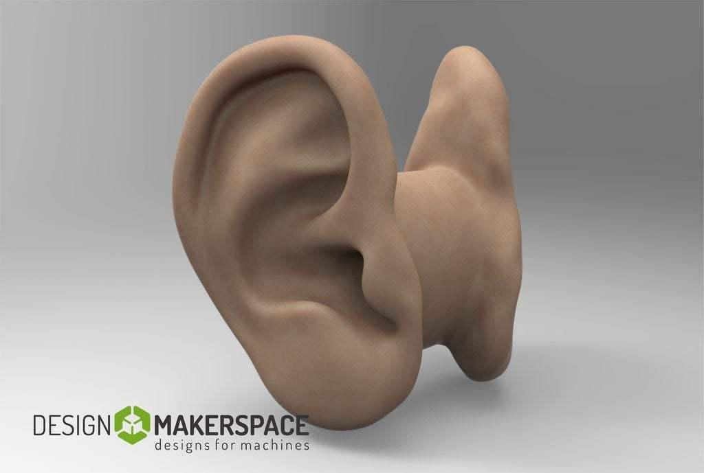 untitled.306.jpg Download free STL file Earphone Tyde • 3D printer object, AngryMaker3D