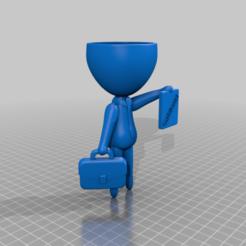 Descargar Modelos 3D para imprimir gratis Vaso Processinho, AngryMaker3D
