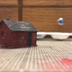 IMG_3387.PNG Download GCODE file N scale Skid shack  • 3D printable model, Jayzo_and_Boulder_creek_Railroad
