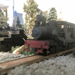 Climax pic.JPG Download GCODE file N scale climax locomotive • 3D printer model, Jayzo_and_Boulder_creek_Railroad