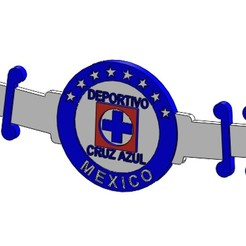 Salva-orejas_Cruz_Azul_by_Chewi.jpg Download STL file Save Ears Blue Cross • Model to 3D print, Chewi_24