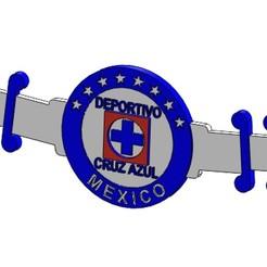 Salva-orejas_Cruz_Azul_by_Chewi.jpg Télécharger fichier STL Sauvez les oreilles de la Croix Bleue • Plan pour imprimante 3D, Chewi_24