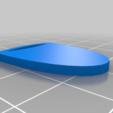 Download free 3D printer files Theater Masks Keychain, Nesh