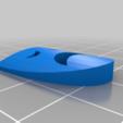 Mask_2.png Télécharger fichier STL gratuit Porte-clés des masques de théâtre • Modèle pour imprimante 3D, Nesh