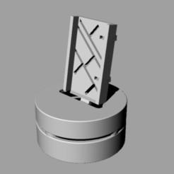 Amplibox.jpg Télécharger fichier OBJ Amplibox 360° et support pour téléphone portable • Objet imprimable en 3D, Verl