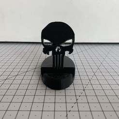 Descargar modelo 3D gratis Base telefónica de Skull., Stuck69
