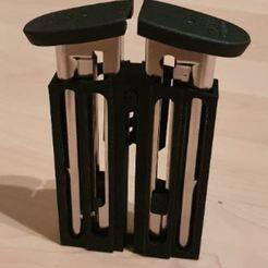 4.JPG Télécharger fichier STL Étui compact pour magazines S&W M&P22 • Modèle pour imprimante 3D, kjadk86