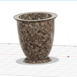 Capture d'écran (108).png Download free STL file Flower pot • Template to 3D print, LP650-4