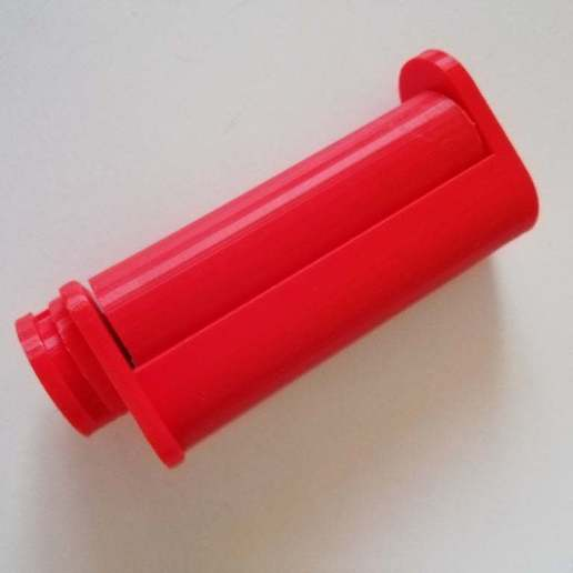 Télécharger plan imprimante 3D gatuit PORTE-BOBINE - ENDER 3/3PRO - 2.0, johnsnow92