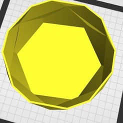 Download free 3D model HEXAGONAL POT, RCmax_29