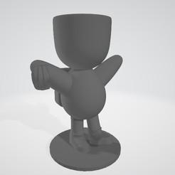 Download 3D printing models ROBERT PLANT COVID FREE, RCmax_29